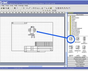 Launches Free Pneumatic Circuit Design Software