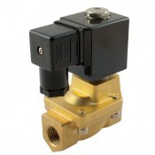 KELM Pilot Operated Solenoid Valves - Normally Open