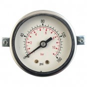 Stainless Steel Panel Mount Gauges